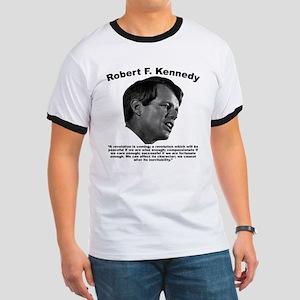 RFK: Revolution Ringer T