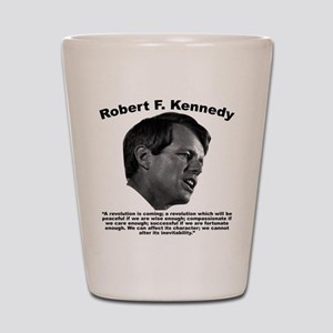 RFK: Revolution Shot Glass