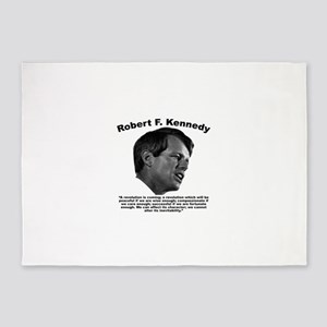 RFK: Revolution 5'x7'Area Rug