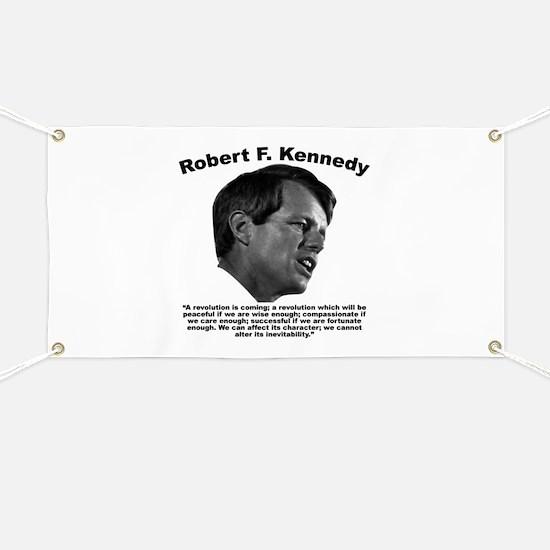 RFK: Revolution Banner