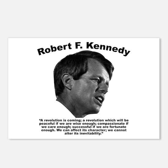 RFK: Revolution Postcards (Package of 8)