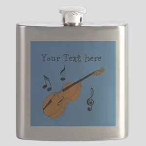 Customizable Violin Design Flask