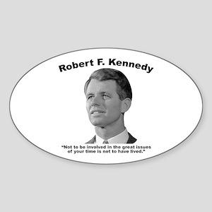 RFK: Involve Sticker (Oval)