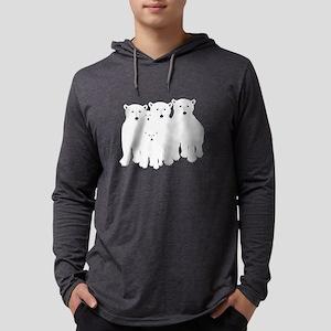 Polar Bears Long Sleeve T-Shirt