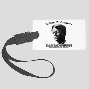RFK: Change Large Luggage Tag