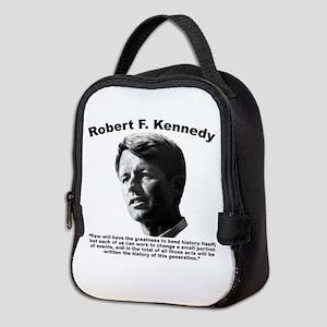 RFK: Change Neoprene Lunch Bag