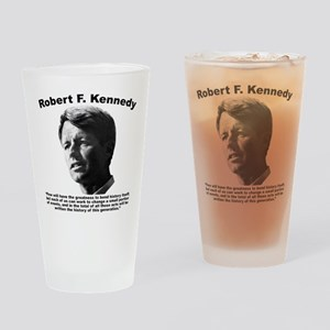 RFK: Change Drinking Glass