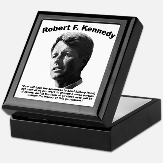 RFK: Change Keepsake Box