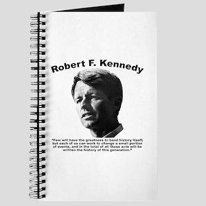 RFK: Change Journal
