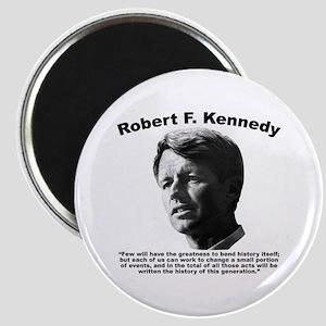 RFK: Change Magnet