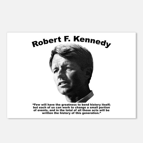 RFK: Change Postcards (Package of 8)