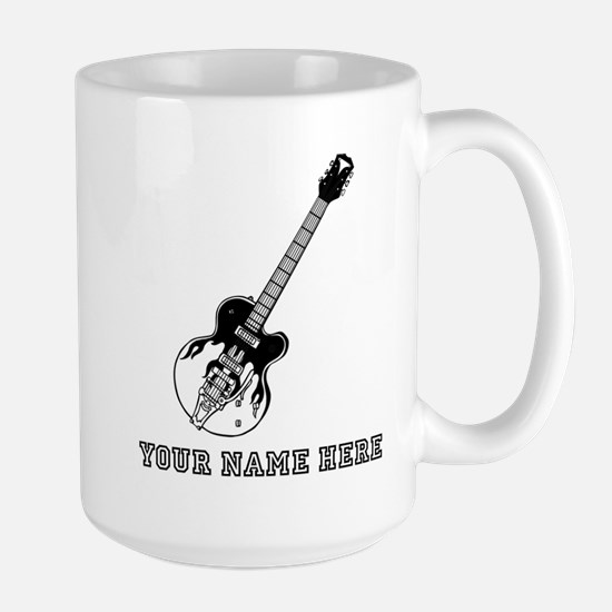 Custom Electric Guitar Mugs