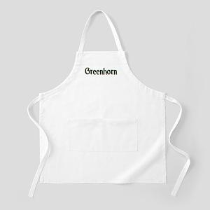 greenhorn BBQ Apron