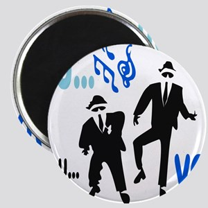 Dancing brothers Magnets