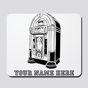 Custom Juke Box Mousepad