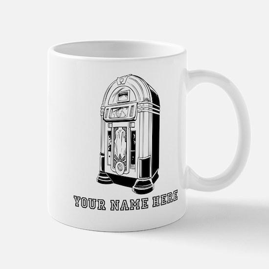 Custom Juke Box Mugs