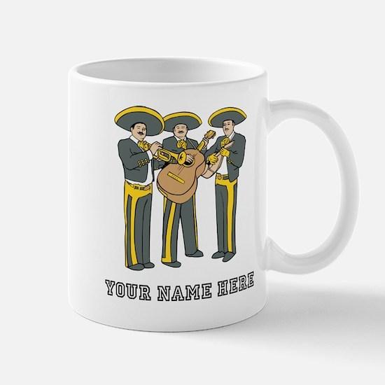 Custom Mariachi Band Mugs