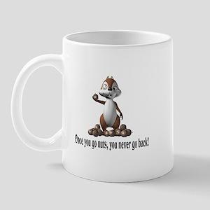 Squirrel Nuts Mug