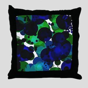 Colors 2 Throw Pillow