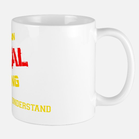 Cute Arial Mug