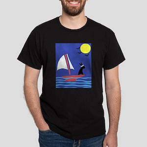 Sailor Bunny Dark T-Shirt