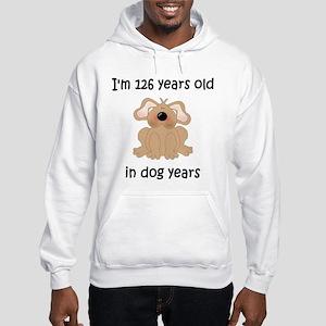 18 dog years 5 Hoodie