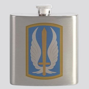 17th Aviation Bde Flask