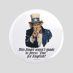 Uncle Sam's Finger Button