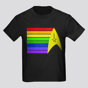 Rainbow Delta T-Shirt