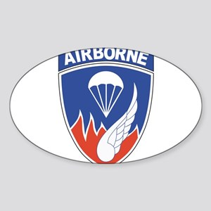 187th Infantry Regimental Combat Patch Sticker