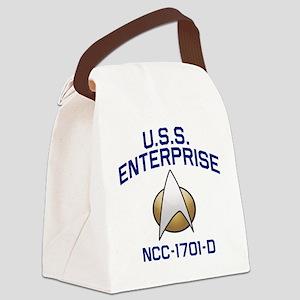 Ent D Crew Canvas Lunch Bag