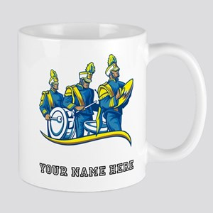 Custom Marching Band Mugs