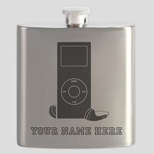 Custom MP3 Player Flask