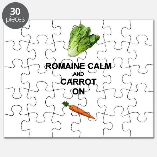 Cute Carrot Puzzle