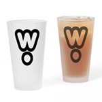 Waveforge Drinking Glass