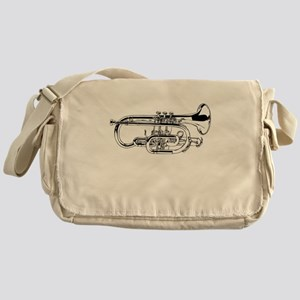 Baritone Horn Messenger Bag