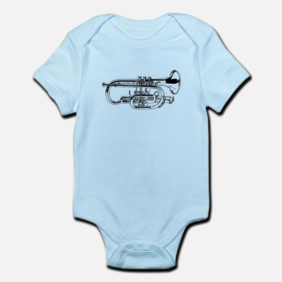 Baritone Horn Body Suit