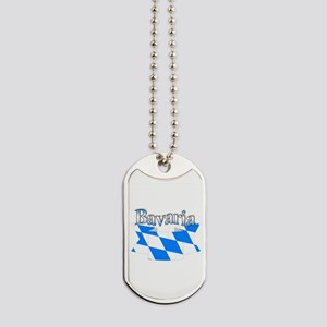 Bavarian ribbon Dog Tags