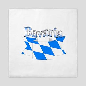Bavarian ribbon Queen Duvet