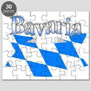 Bavarian ribbon Puzzle