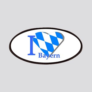 I love Bayern Patches