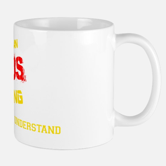 Funny Irus Mug