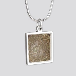 Old New Orleans Meter Lid Necklaces