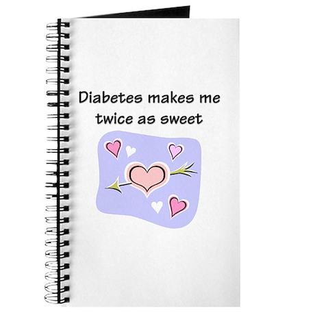 Diabetes Sweet Journal