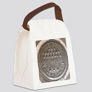 The Other Meter Cover Canvas Lunch Bag