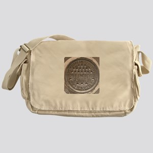 The Other Meter Cover Messenger Bag