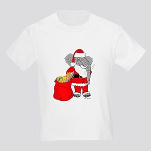 "Sant""E"" Claus Christmas/Holiday Kids T-Shirt"