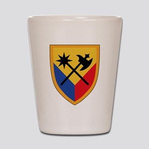 194th Armored Brigade Shot Glass