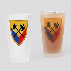 194th Armored Brigade Drinking Glass