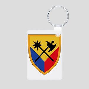 194th Armored Brigade Keychains